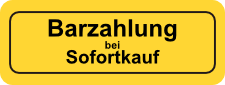 barzahlung sofort bargeld